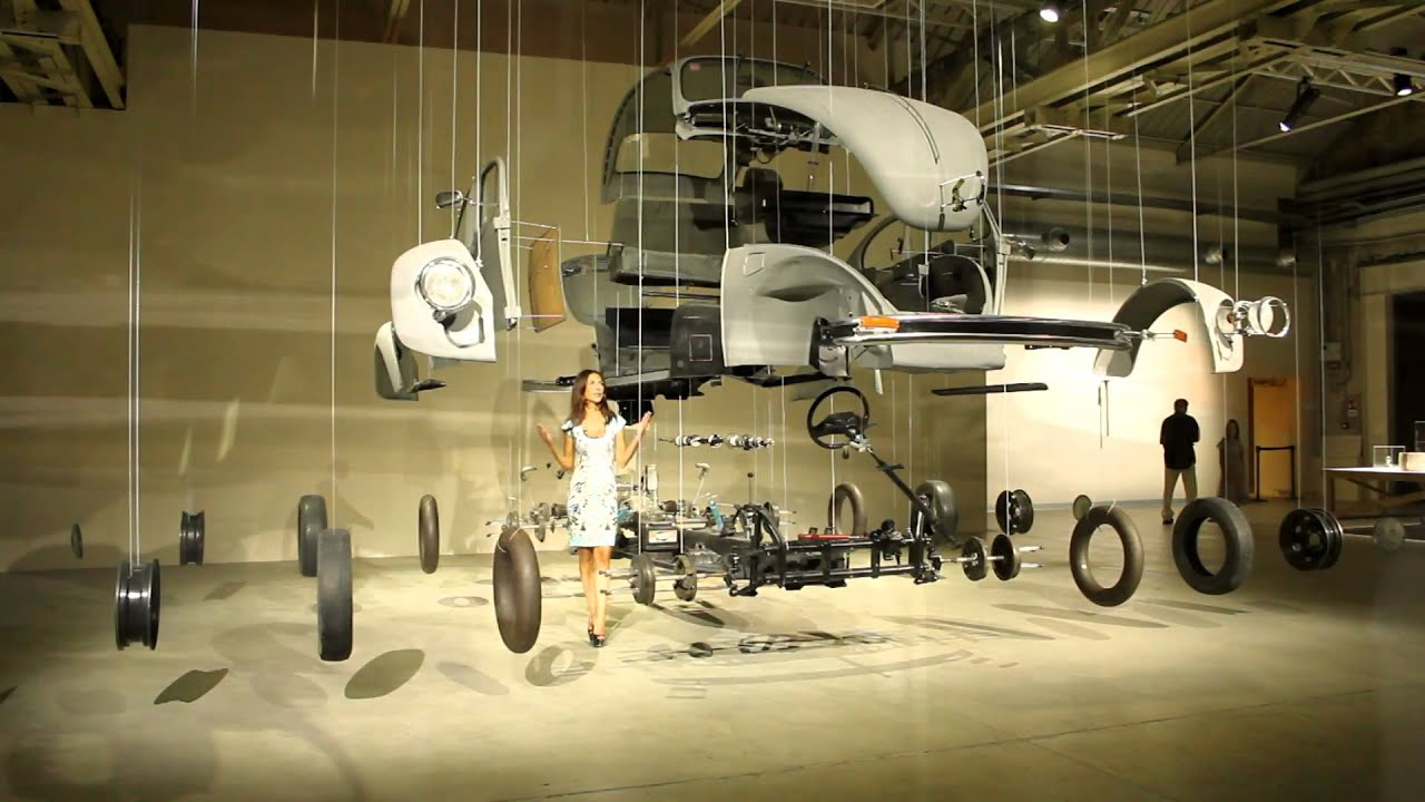 ArtsLife Video - Damián Ortega all'Hangar Bicocca di Milano