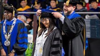 MTSU celebrates Spring 2017 Graduate Commencement