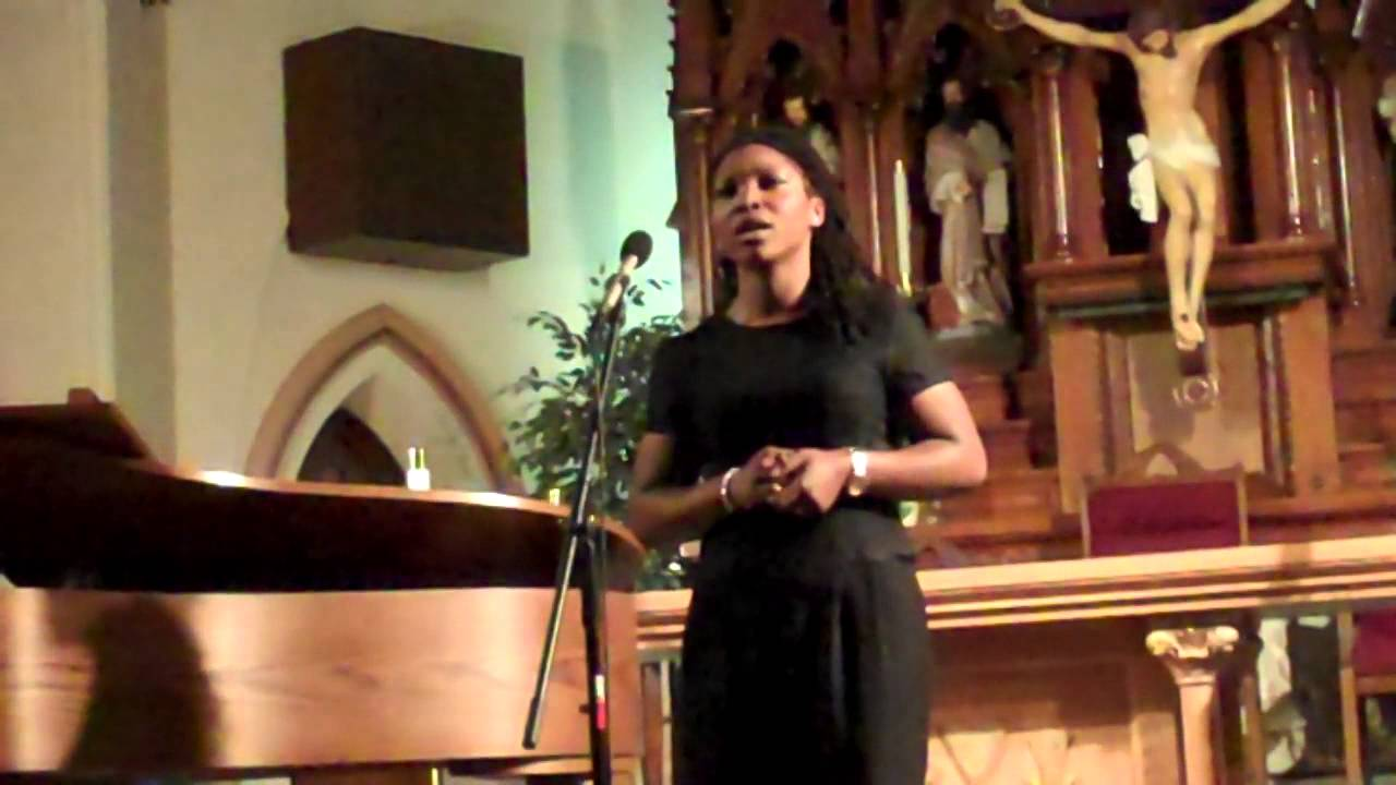 Sydnie perkins singing i know where i ve been from hairspray youtube