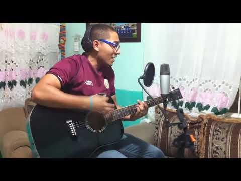 Andres Cabrales - Aquí cover acústico (Allison)