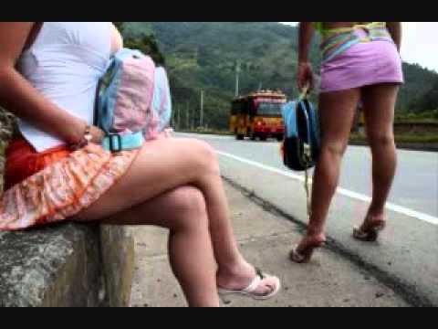 Prostitucion en la merced ciudad de mexico - 3 part 6