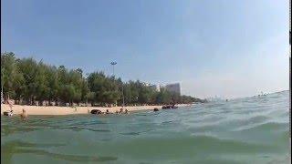 Паттайя Парк 2016. На пляже около отеля. Эпизод 1(Паттайя Парк 2016. На пляже около отеля. Эпизод 1., 2016-01-18T11:47:13.000Z)