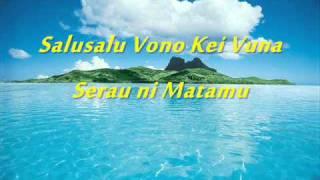 Salusalu Vono kei Vuna - Serau ni Matamu