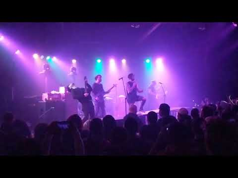 Oceans Ate Alaska - Hansha - Live @ The Glass House in Pomona, California 3/16/18
