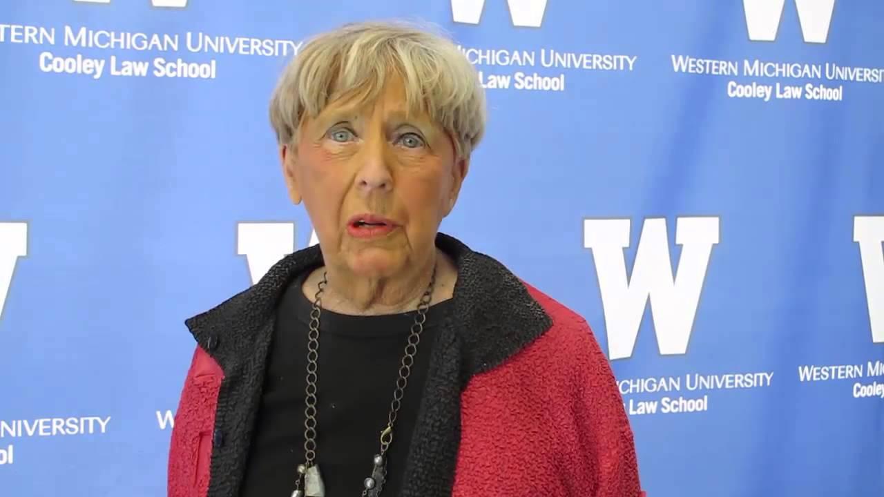 Jane White, Director of Human Trafficking Task Force at Michigan State  University