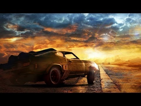 PS4 - Mad Max Magnum Opus Extended Trailer (2015)