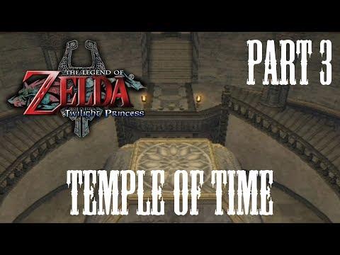 Twilight Princess Walkthrough - Temple of Time Part 3
