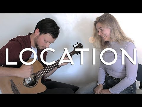 Location - Khalid // Acoustic Cover by Dax & Vere