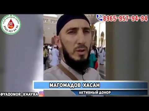 Фонд Хайра-Чечня-Наш волонтёр