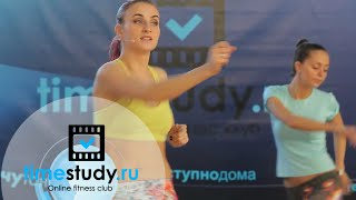 ДАНС ХОЛЛ видео уроки танцев | Учим связку!