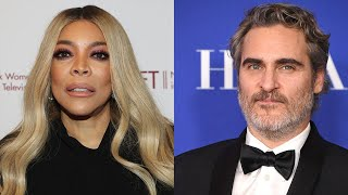 Wendy Williams APOLOGIZES for Mocking Joaquin Phoenix's Cleft Lip Scar