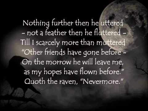 Omnia - The Raven (Lyrics)