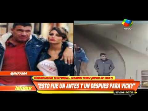 Habla el novio de Xipolitakis: Vicky está destrozada