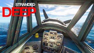 ФИНАЛ ИГРЫ в Stranded Deep