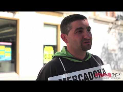 Entrevista a Javi Navajas, despedido por Mercadona.
