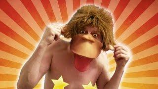 Как сделать костюм обезьяны! Маска обезьяны за пару часов, своими руками!
