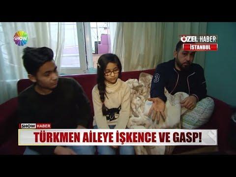 Türkmen Aileye Işkence Ve Gasp