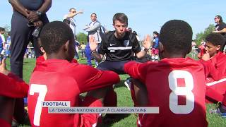 """Football : la """"Danone Nations Cup"""" à Clairefontaine"""