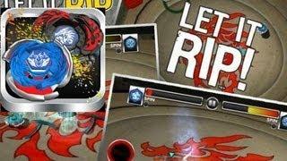 Beyblade Battles App Review
