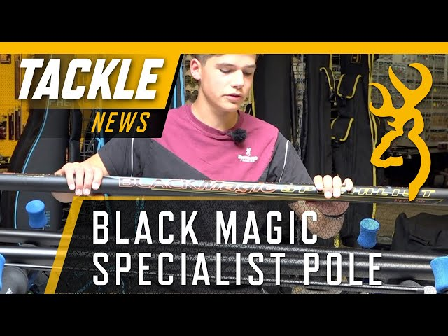 Black Magic Specialist Pole : 10m Extra Strong All-round Pole