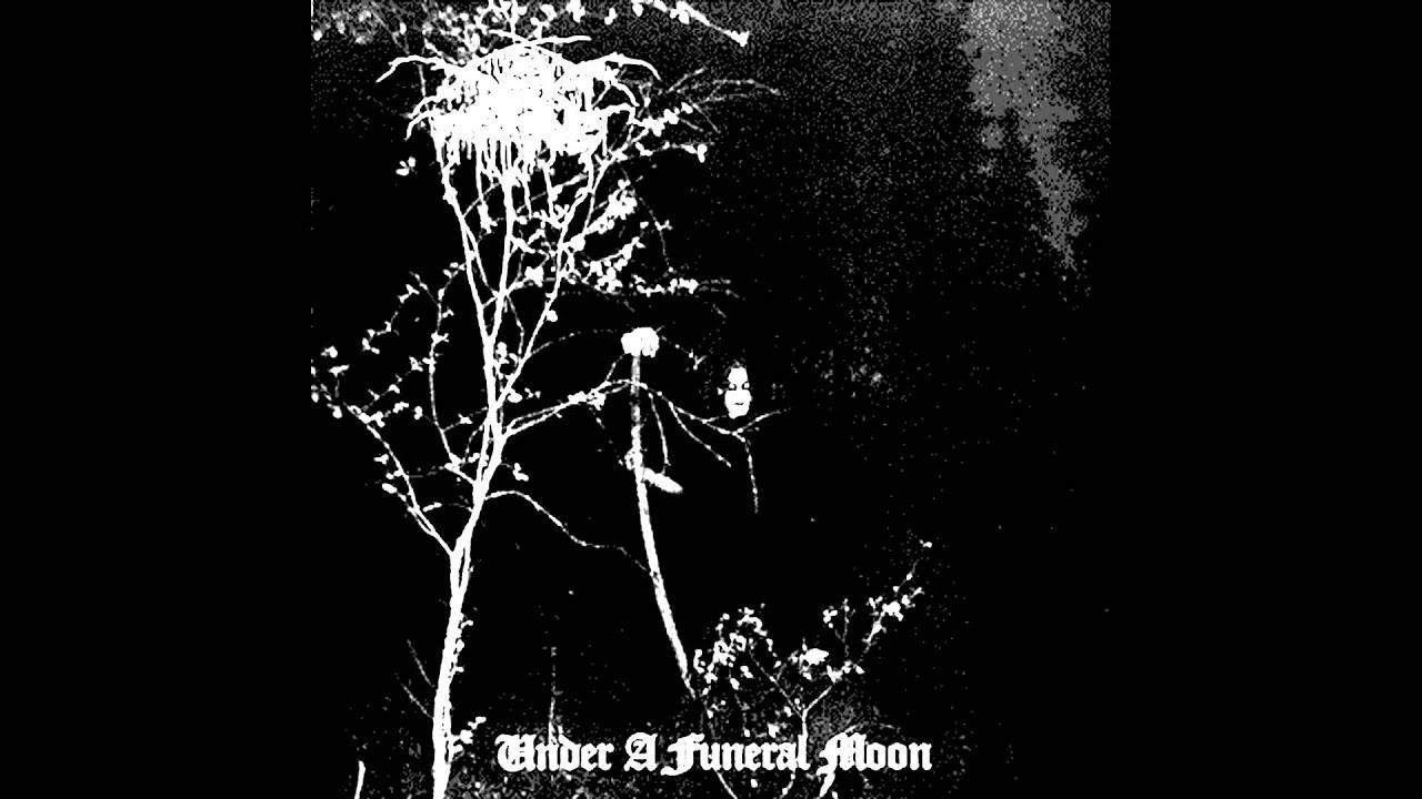 Darkthrone - Under A Funeral Moon (Lyrics)
