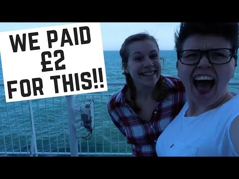 £2 Ferry From England to Ireland | Dublin Travel Vlogs