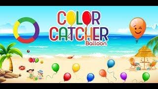 Color Catcher Balloon (Andoird) New Version 1.0.6 - Added Summer Beach Theme