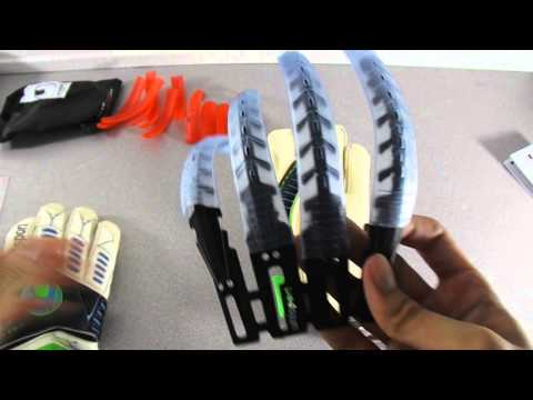 Uhlsport Ergonomic Bionik X Change Goalkeeper Gloves Preview