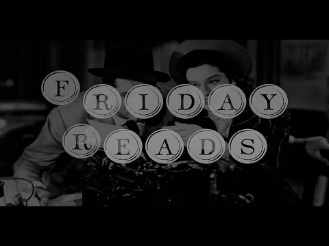 Friday Reads! December 11, 2015