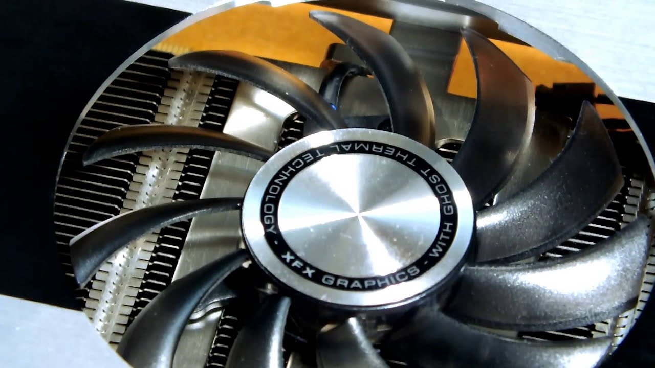 Review   XFX Radeon HD 7770 Graphics Card + Gameplay - YouTube