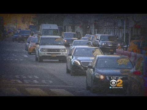 Cuomo Congestion Pricing To Start Small, Target For-Hire Vehicles