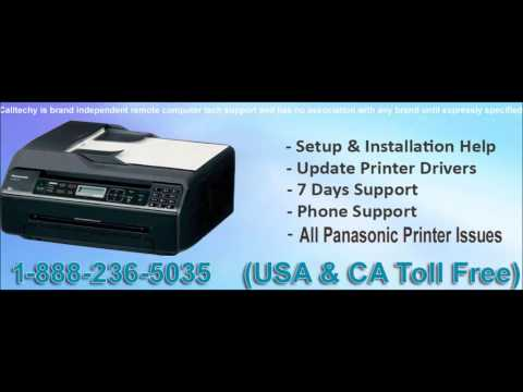Troubleshooting For Panasonic Printer