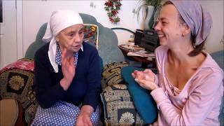 бабушка о мытье волос традиционным методом