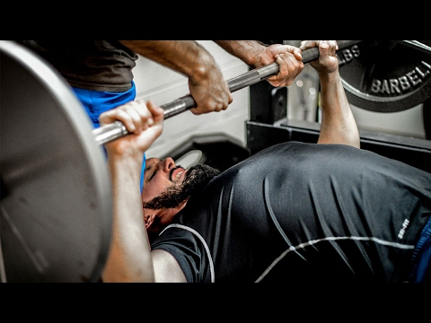 How to Spot a Gym Bro Correctly (Squats, Barbell Bench Press, Dumbbell Press)