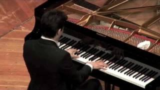 Rachmaninov Sonata in B flat minor, Op.36, No. 2, 3 Mov. Kasparas Uinskas, piano