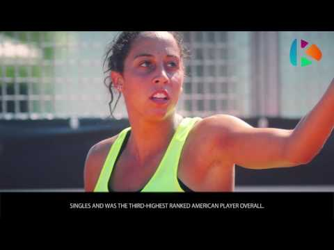 Madison Keys - Bios of Women Tennis Stars - Wiki Videos by Kinedio