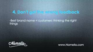 Creative Business Names - Top Tips for Creative Company Names