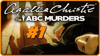 Agatha Christie : The ABC Murders Gameplay [Part 1]