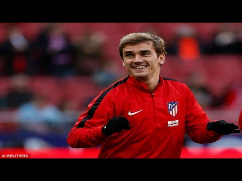 Antoine Griezmann holding out for Barcelona move after 'having agreement in place since autumn'