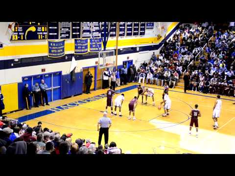 1 | St Anthony High School ( New Jersey ) Vs  St Benedict