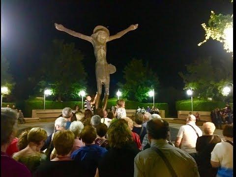 Medjugorje – TAJEMSTVÍ VZKŘÍŠENÉHO KRISTA (31.5.2018)