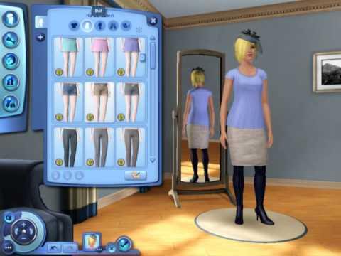 Nowe Fryzury I Ubrania Z The Sims 3 Pokolenia