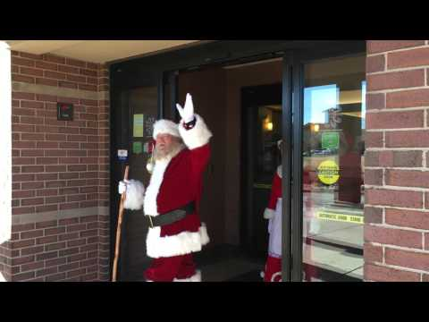 HoHoHos at Best Santas Santa School   2015