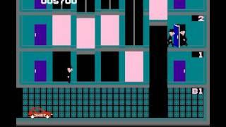 Elevator Action - Vizzed.com GamePlay - User video