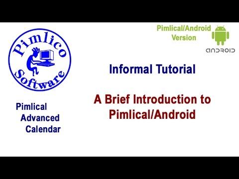 Pimlical Advanced Calendar/PIM for PC Windows 10/8/7 64/32bit, Mac Download