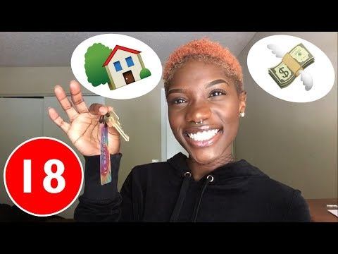 MOVING OUT FIRST TIME Tips & Advice 2017 | FINANCIAL PLAN TALK THROUGH!