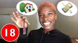 MOVING OUT FIRST TIME Tips & Advice 2019 | FINANCIAL PLAN TALK THROUGH!