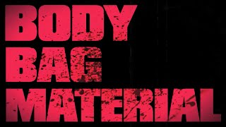 "NECRO - ""BODY BAG MATERIAL"" OFFICIAL LYRIC VIDEO"