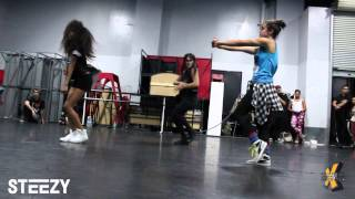 CJ Salvador Choreography (Groups) | TM SI Dance Camp 2014 | Eric Bellinger - ASAP