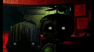 SCREW YOU PHANTOMS || Five Nights at Freddy's 3 - Part 2